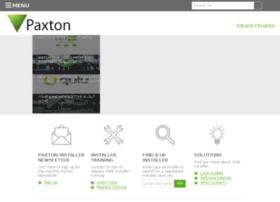 paxton.info
