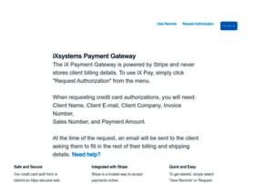 pay.ixsystems.com
