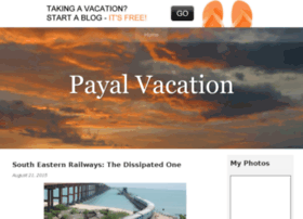 payalvacation.bravesites.com