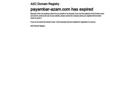 payambar-azam.com