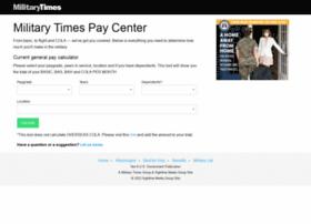 paycharts.militarytimes.com