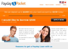 payday2pocket.com