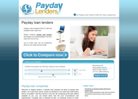 paydaylenders.co.uk