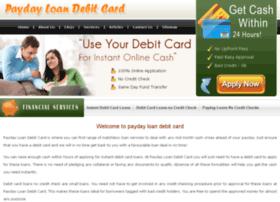 paydayloandebitcard.co.uk