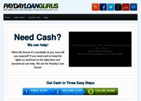 paydayloangurus.com