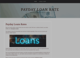 paydayloanrate.net