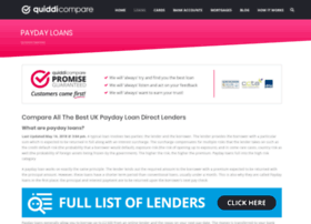 paydayloans.quiddicompare.co.uk