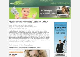 paydayloans1hr.com