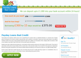 paydayloansbadcreditonline.co.uk
