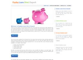 paydayloansdirectdeposit.net