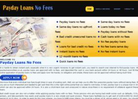 paydayloansnofees.co.uk