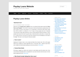 paydayloanswebsite.com