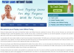 paydayloanswithoutfaxing.co.uk