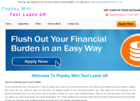 paydayminitextloansuk.co.uk