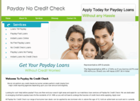 paydaynocreditcheck.org.uk