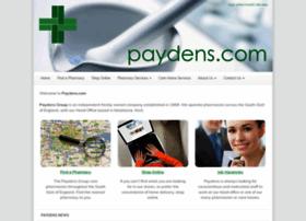 paydenspharmacy.co.uk