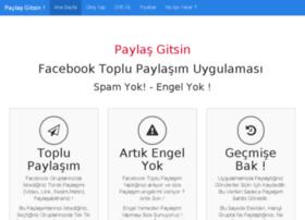 paylasgitsin.com