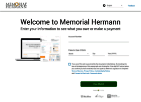 paymybill.memorialhermann.org