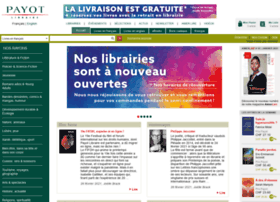 payot-libraire.ch