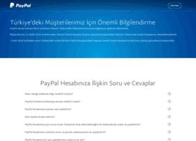 paypal.com.tr
