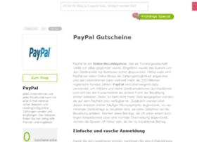 paypal.gutscheincodes.de