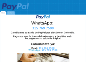 paypalcolombia.com
