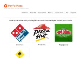 paypalpizza.com