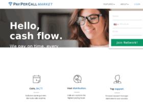 paypercallmarket.com