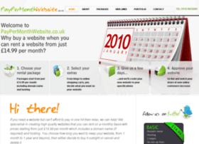 paypermonthwebsite.co.uk