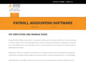 payroll-software.cougarmtn.com