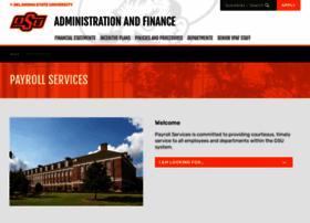 payroll.okstate.edu