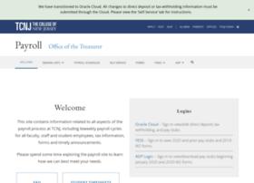 payroll.tcnj.edu