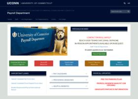 payroll.uconn.edu