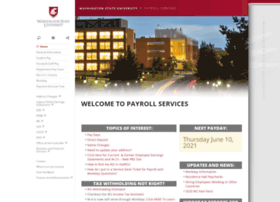 payroll.wsu.edu