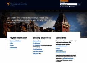 Payroll.wvu.edu