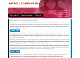 payrollloans.me.uk
