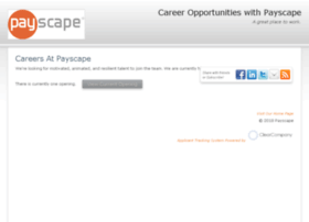 payscape.hrmdirect.com