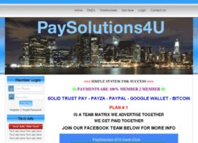 paysolutions4u.com