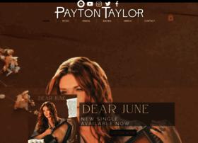paytontaylor.com