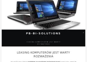 pb-bi-solutions.pl