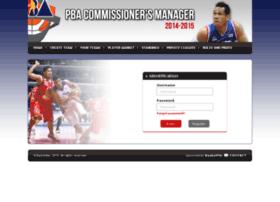 pbamanager.basketme.net