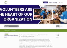 pbcfoodbank.volunteerhub.com