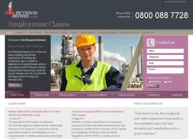 pbemploymentlaw.co.uk
