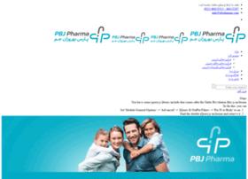 pbjpharma.com