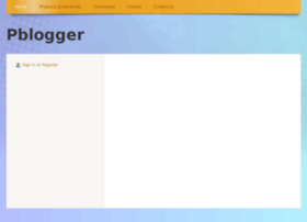 pblogger.webs.com