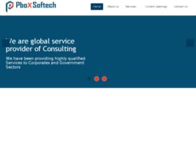 pboxsoftech.com