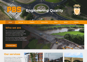 pbsconstruction.co.uk