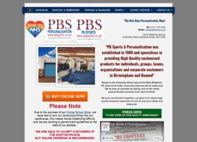 pbsportonline.co.uk