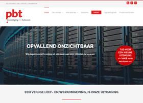 pbt.nl