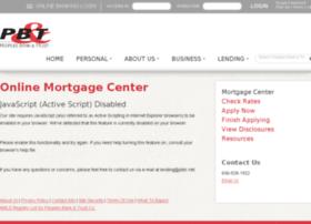 pbtc.mortgagewebcenter.com